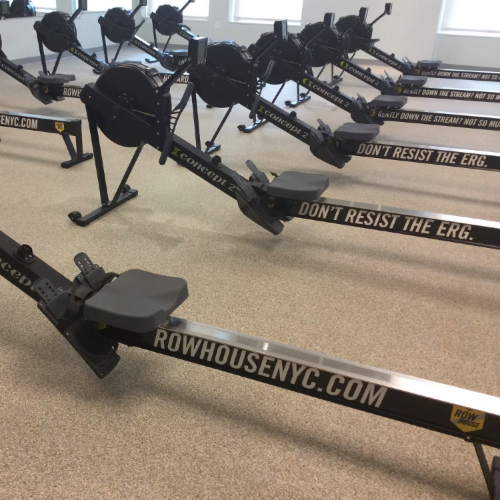 Row House Upper East Side Rowing Machines