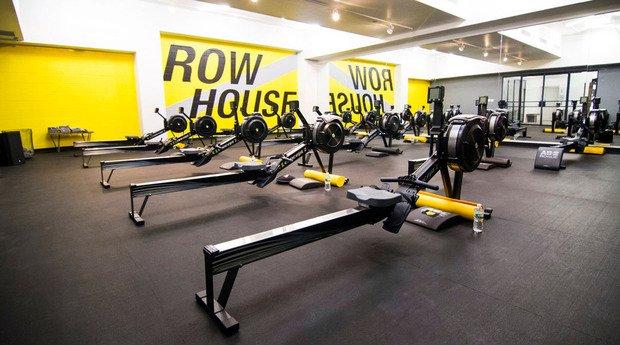 Row House CC Rowing Machines