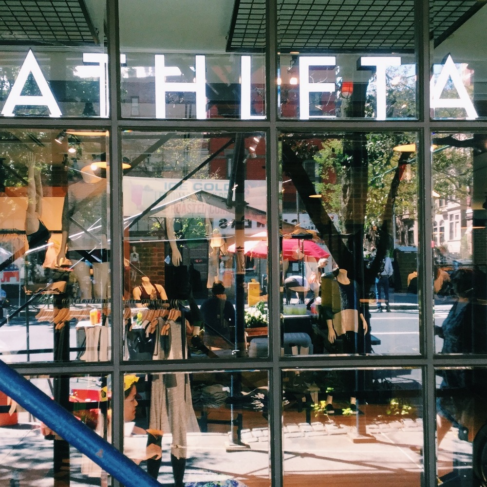 athleta uws storefront