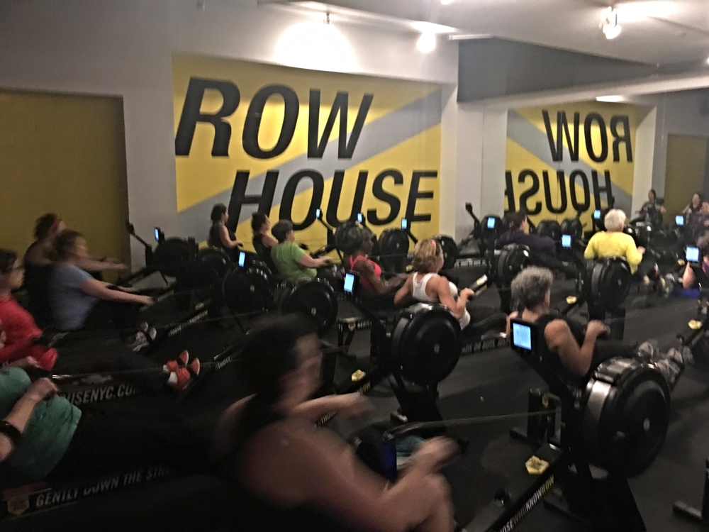 Empire Dragon Boat Rowers utilize Row House to better their form, technique, and stroke.  We row together and together with the Empire Dragon Boaters we are on a mission to fight cancer.  #StrongerTogether