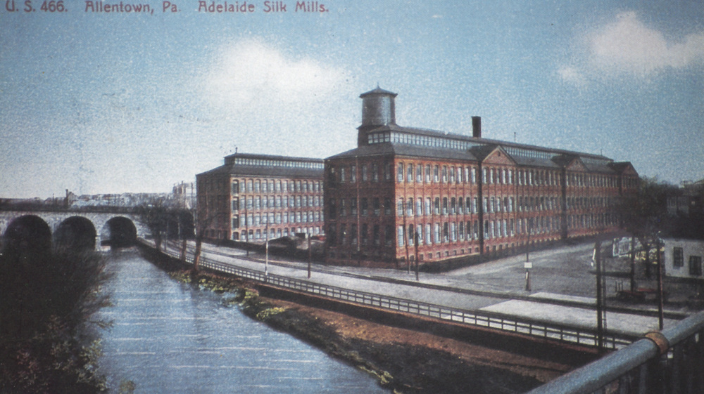 Adelaide Silk Mills