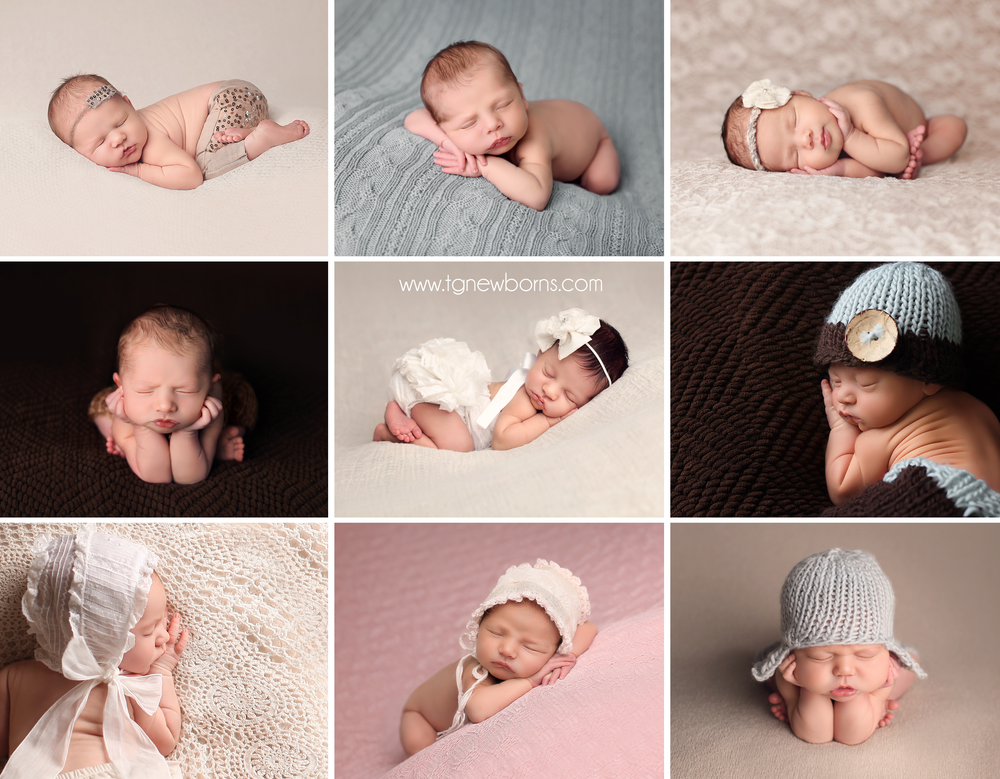 Newborn Photography Posing Books
