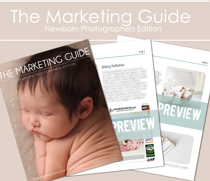 Newborn marketing guide