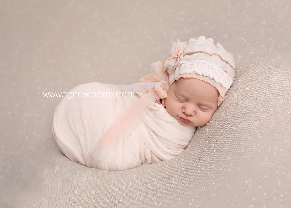 Reba's newborn niece