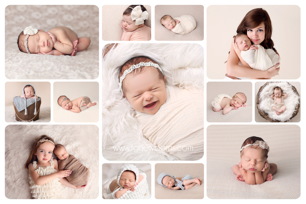 Tulsa newborn baby photography