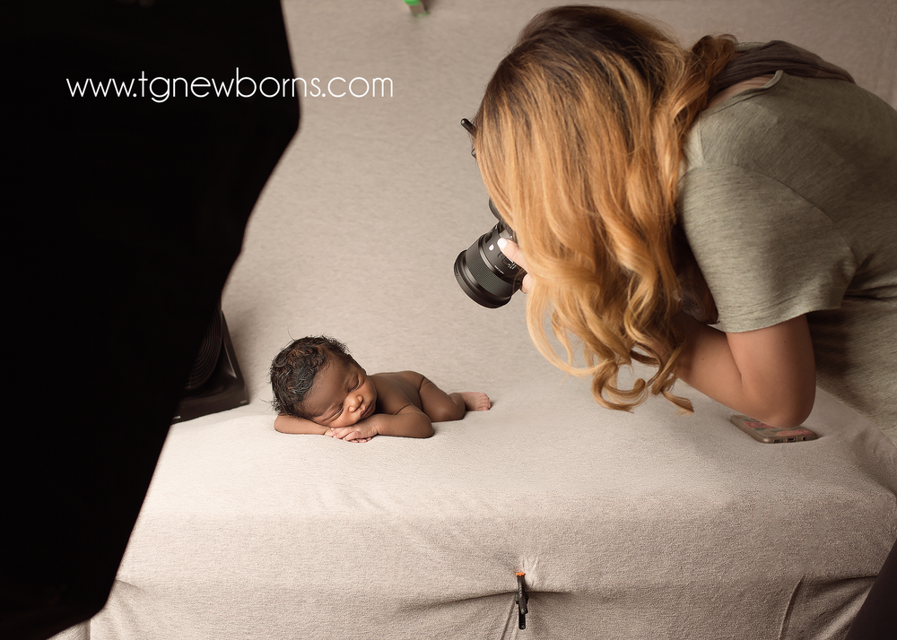 Newborn Photography Workshop 2017