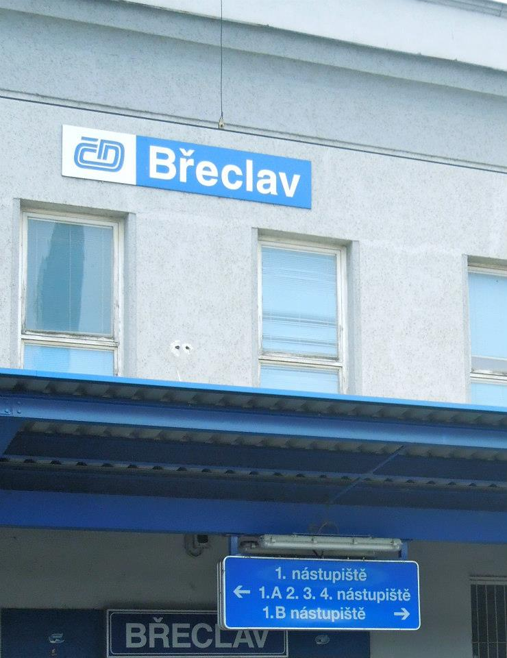 Welcome to Břeclav!