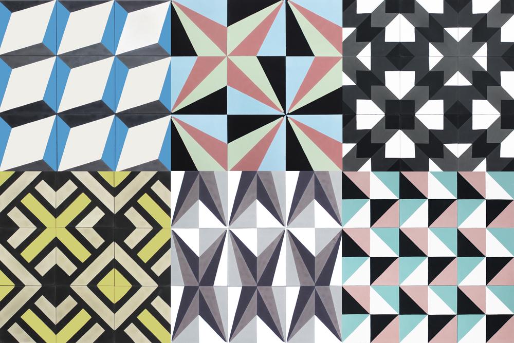 mosaic del sur paris mosaic del sur showroom paris mosaique del sur indoor tile kitchen floor. Black Bedroom Furniture Sets. Home Design Ideas