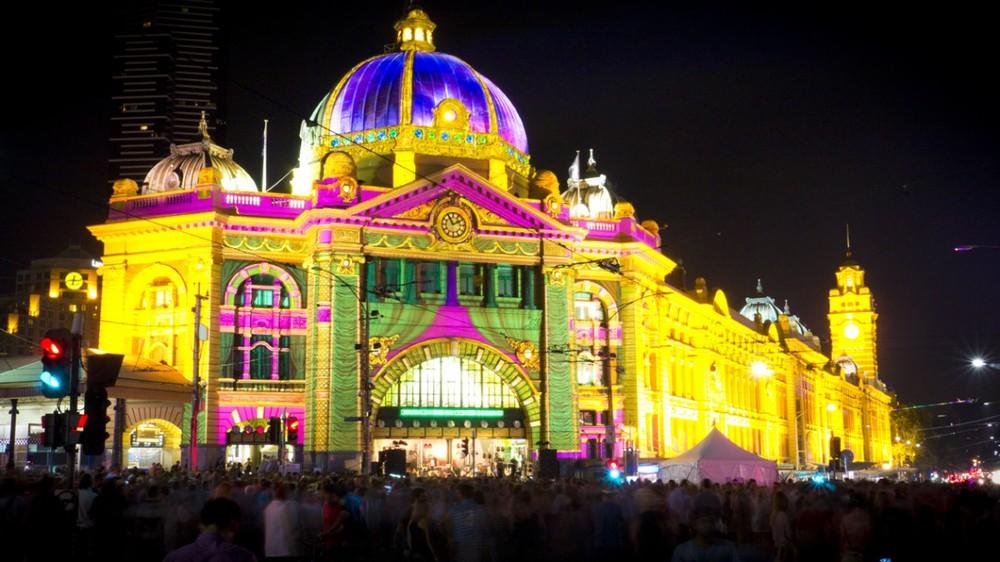 White Night Melbourne White Night Melbourne Festival