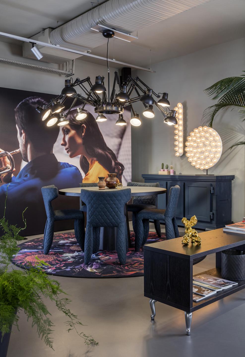 mooi furniture. BELOW: Covetable Furniture, Lighting, Rugs And Accessories In The Dramatic New Moooi London Store Mooi Furniture :