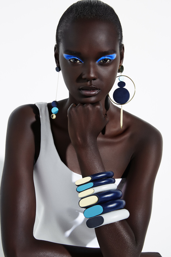 Dinosaur Designs_Colour Block_Jewellery_Blue Bangles_Earrings.jpg