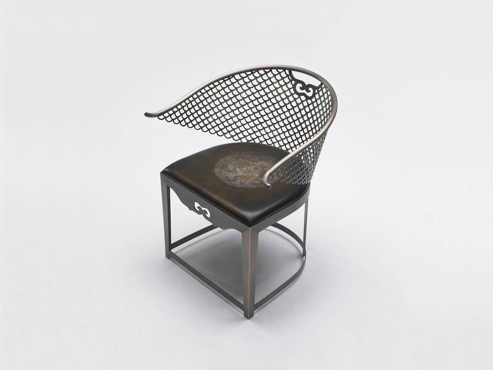 Haostyle_lead image_The Dragon Chair by WEN Hao.jpg