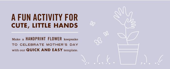 A fun Activity for Cute, Little Hands