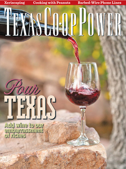 Texas Wine Feature