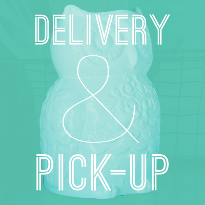 delivery & pick-up