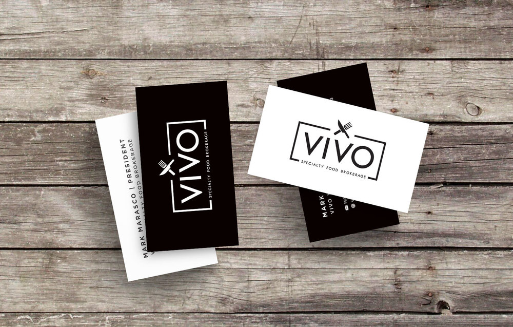 VIVO Branding  |  stephzangeneh.com/blog