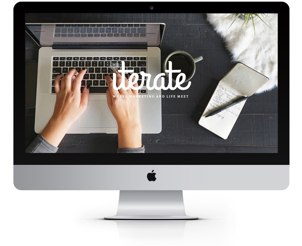Iterate Social branding