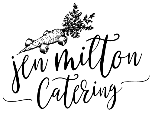 Jen Milton Catering logo