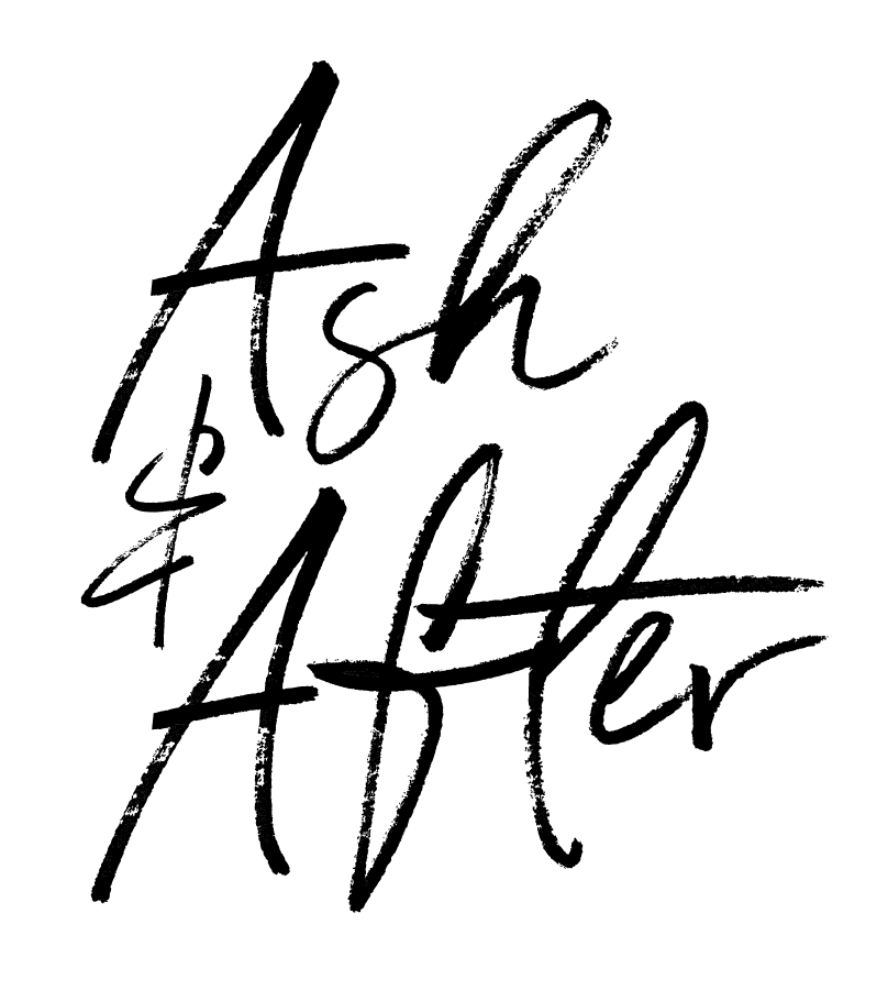 ASH AND AFTER PRIMARY LOGO