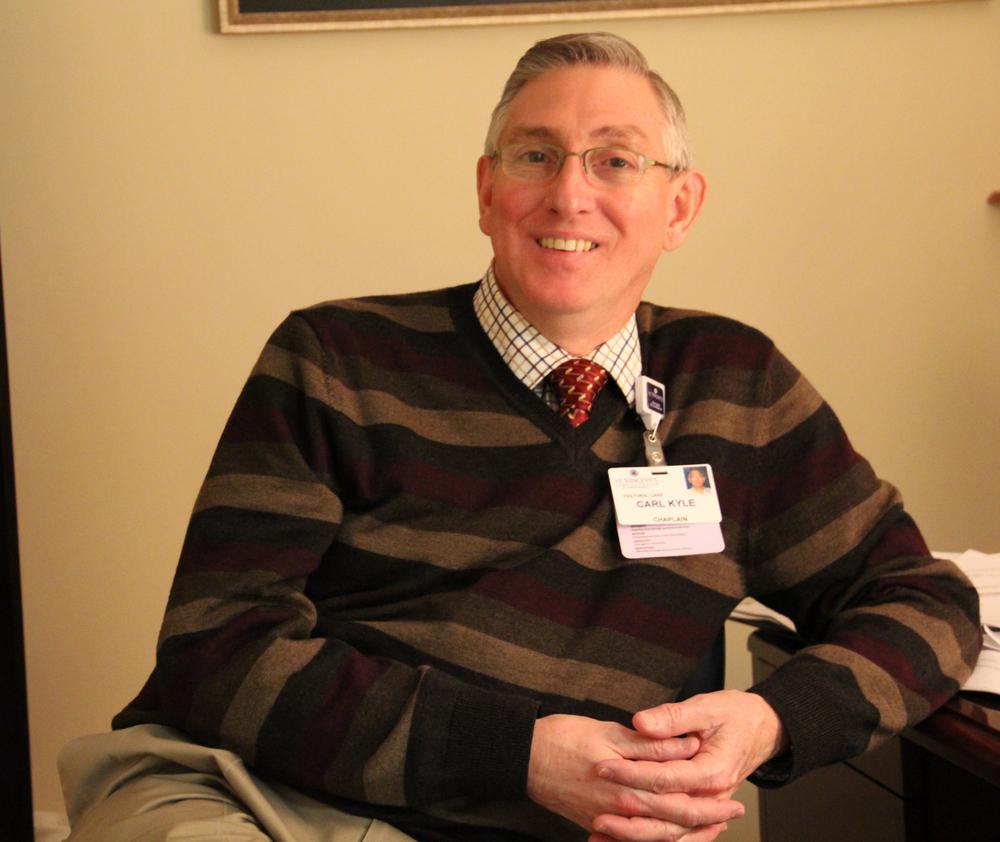 Dr. Carl Kyle