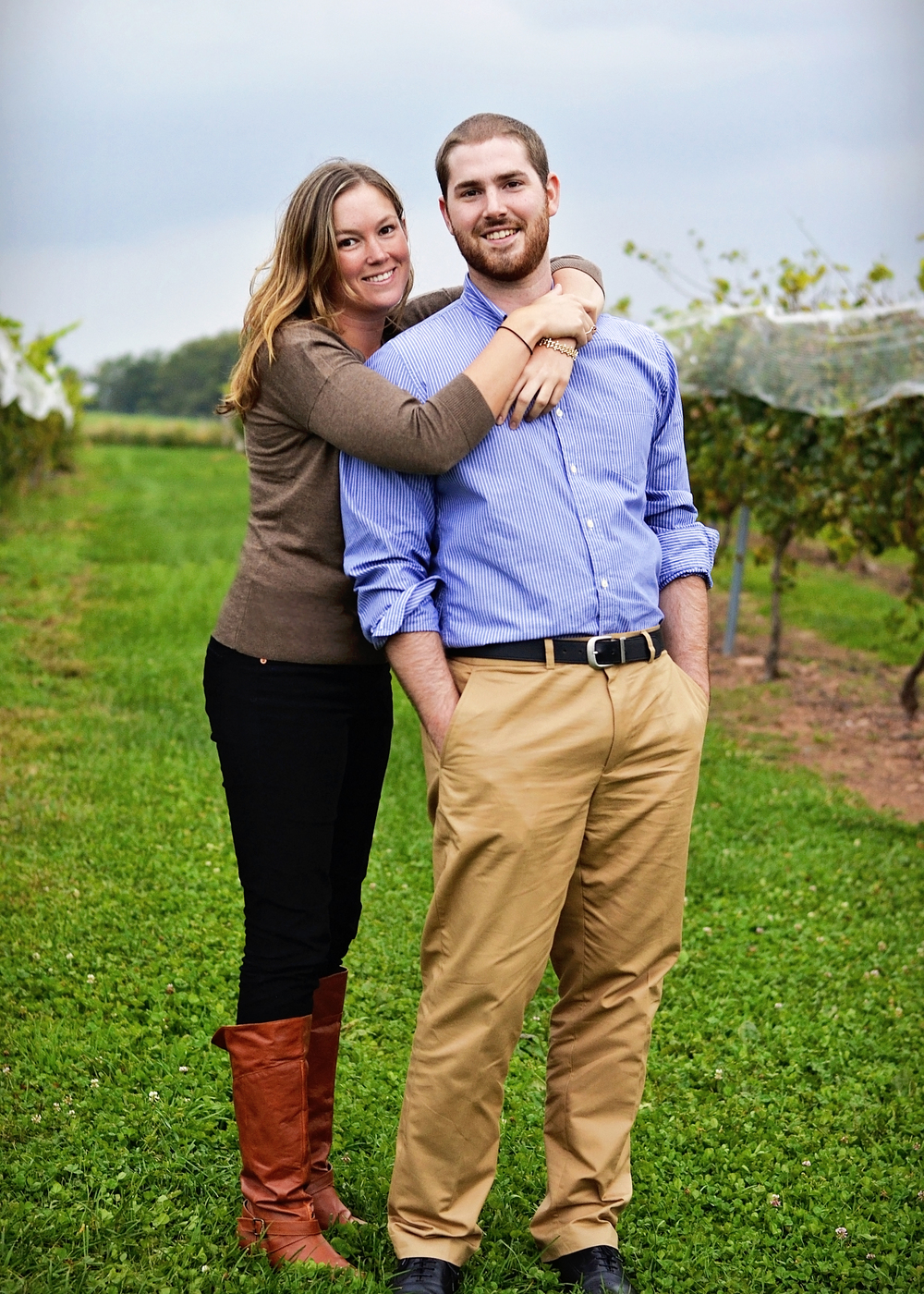 """Testimonial from Marisa M    """"Sam I love the pictures! Everyone keeps asking us if we are engaged. You really did a great job with all the different shots. Any couple who needed engagement shots should have you take them for sure!"""""""