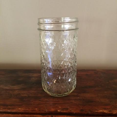 Skinny Mason jar  In Stock: 8                        Price: $1.o0