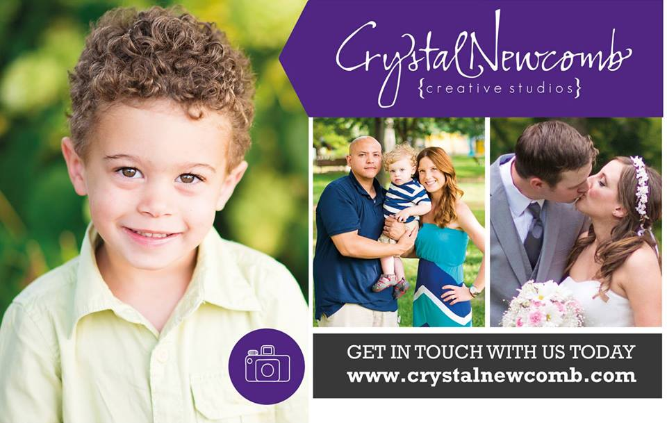 Crystal Newcomb Creative Studios - Des Moines, IA - Des Moines Family Photography