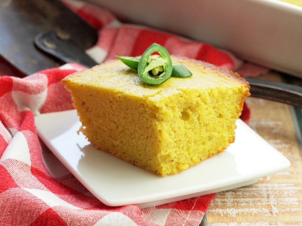 Emily's Sweet and Spicy Cornbread