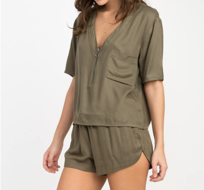 RVCA Cluless Top -