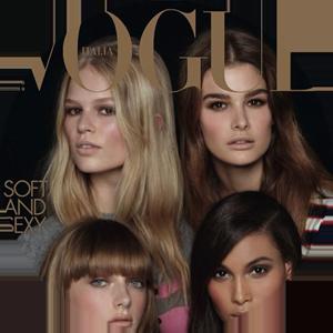Vogue Italia December 2013
