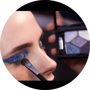 Dior's forthcoming 5 couleurs shadow palette in Carre' Bleu