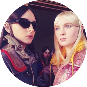 Regram from patmcgrathreal - Miu Miu