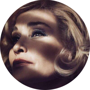 Jessica Lange shot by David SimsLange shot by David Sims