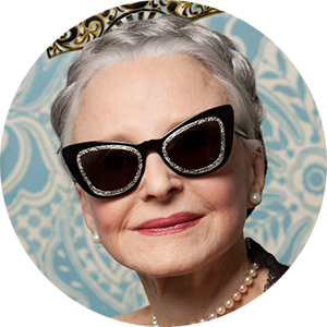 Joyce Carpati  for Karen Walker SS 2013