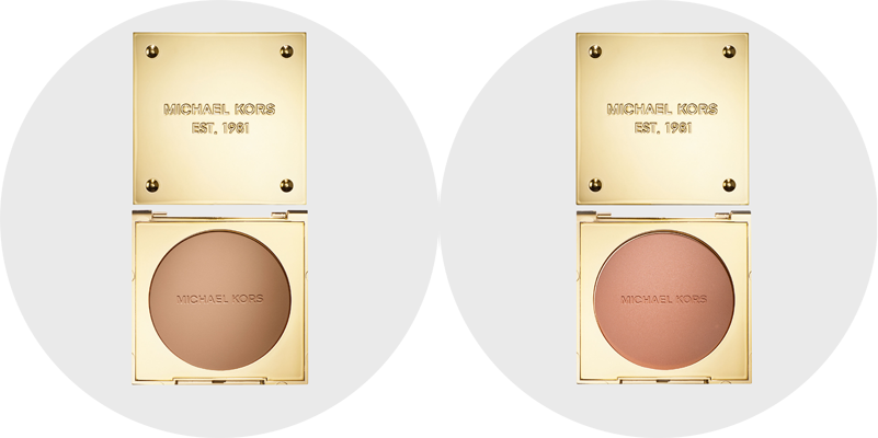 Michael Kors Sexy Bronze Powder In Flush and Sporty Bronze Powder in Glow.png