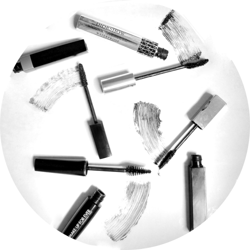 waterproof mascaras battle-dior-chanel-makeupforever-clarins