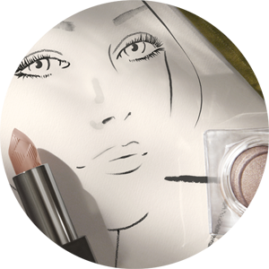 Burberry Womenswear Autumn_Winter 2015 - Backstage Beauty Burberry Kisses in Nude Beige lipstick