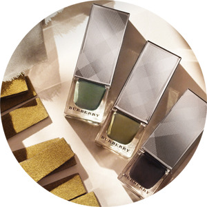 Burberry Make-up - AW15 Burberry Nail Polish Runway limited edition