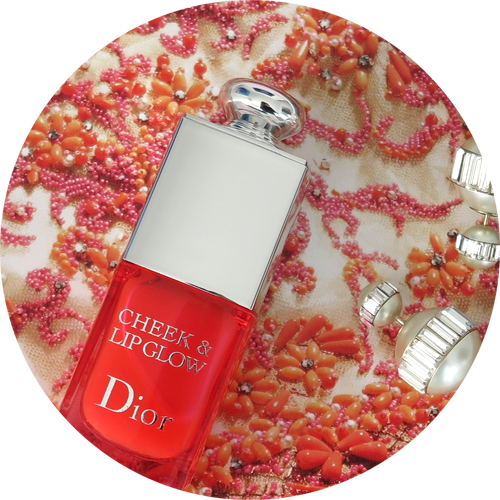 dior cheek and lip glow spring 2015 blush