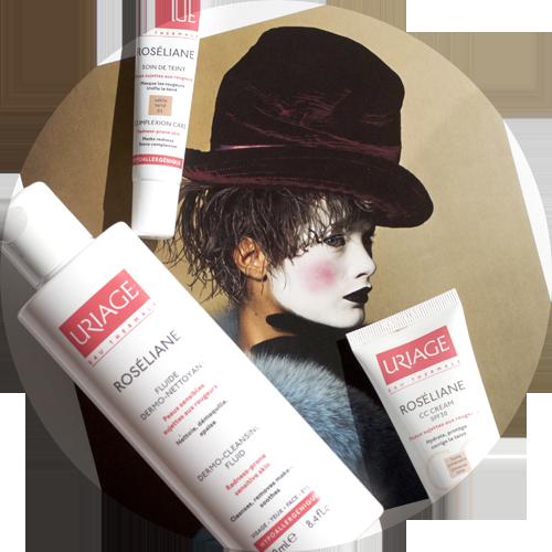 Uriage Roseliane for redness prone skin