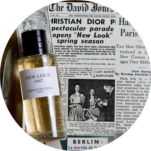 Beautique Coup De Coeur Dior New Look 1947