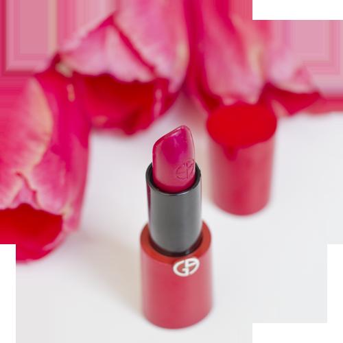 Giorgio Armani FUCHSIA MAHARAJAH Rouge Ecstasy in 511 Pink Blush
