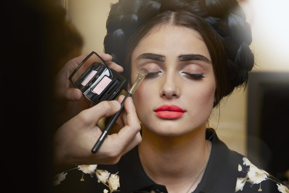 Chanel cruis 2016 makeup eyes Ombre Essentielle in Twilight
