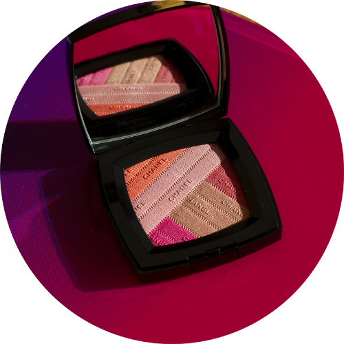 Sunkissed Ribbon Blush Harmony Chanel L.A. Sunrise Collection makeup spring 2016.jpg