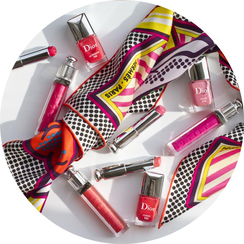 Dior Addict Ultra Gloss - Dior Addict Lipstick - Dior Le Vernis - UltraDior - Cruise - Cosmic