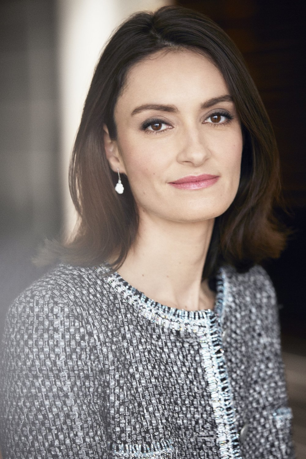 ARMELLE SOURAUD, INTERNATIONAL SCIENTIFIC COMMUNICATIONS DIRECTOR OF CHANEL.