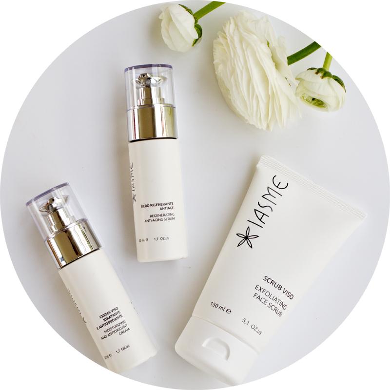 Iasme Face Scrub - Scrub Viso- Regenerating anti-agin serum Siero rigenerante antiage - crema viso idratante e antiossidante - moisturizing and antioxidant cream.jpg