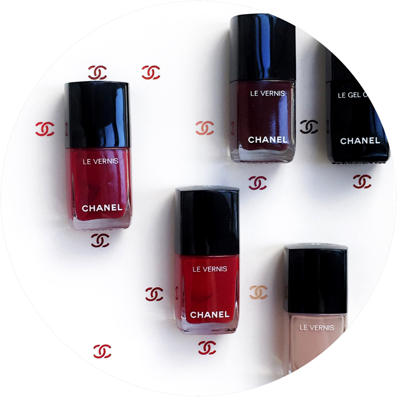 Chanel Le Vernis new formula rouge essentiel, shantung, rouge noir, organdi le gel coat.jpg