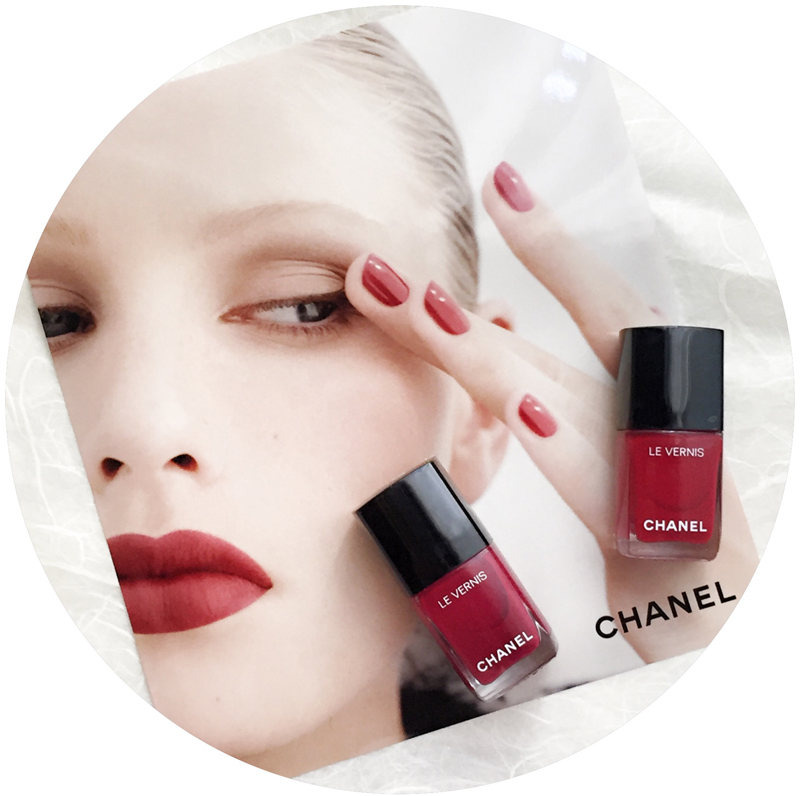 Shantung and Rouge Essentiel