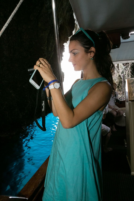 Acqua di Gioia - into the clearness of the sea